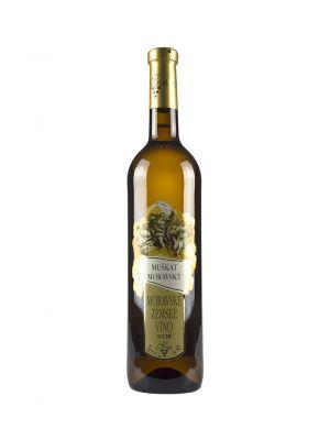Muškát moravský, zemské víno, Vinařství Krist Tomáš
