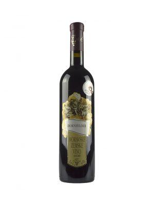 Dornfelder, zemské víno, Vinařství Krist Tomáš