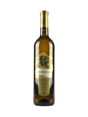 Vinařství Krist Tomáš, Chardonnay, zemské víno, 0,75 l
