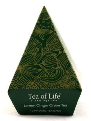 Lemon Ginger Green Tea, Amazon Trading LTD