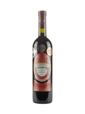 Cabernet Sauvignon 2014, pozdní sběr, Vinařství Krist Tomáš