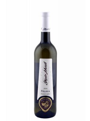 Pálava 2014, pozdní sběr, Vinařství Maňák