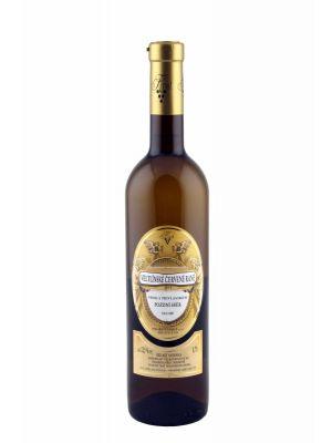 Vinařství Krist Tomáš, Veltlínské červené rané, pozdní sběr, 2016, 0,75 l