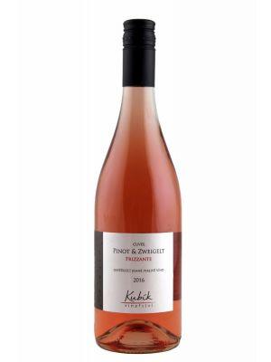 Pinot & Zweigelt 2016, Frizzante, Vinařství Kubík