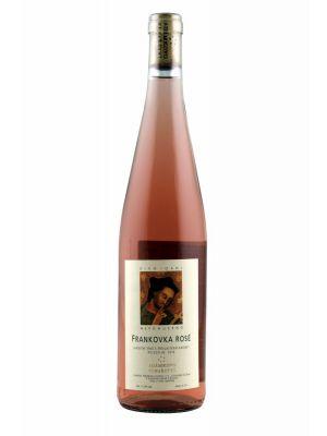 Frankovka rosé 2016, kabinet, Adámkovo vinařství