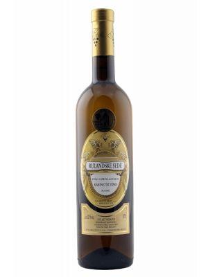 Vinařství Krist Tomáš, Rulandské šedé, kabinetní, 2016, 0,75 l
