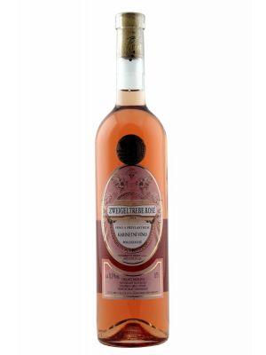 Vinařství Krist Tomáš, Zweigeltrebe rosé, kabinetní, 2016, 0,75 l