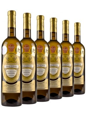Vinný set Irsai Oliver 2011, pozdní sběr, Vinařství Krist Tomáš