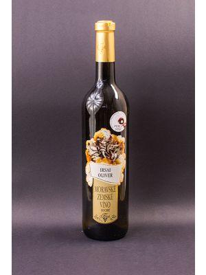 Irsai Oliver, zemské víno, Vinařství Krist Tomáš