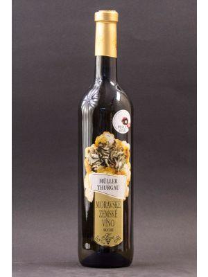 Müller Thurgau, zemské víno, Vinařství Krist Tomáš