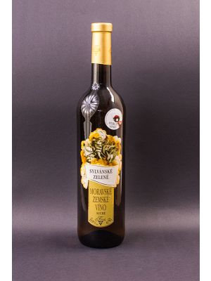 Vinařství Krist Tomáš, Sylvánské zelené, zemské víno, 0,75l