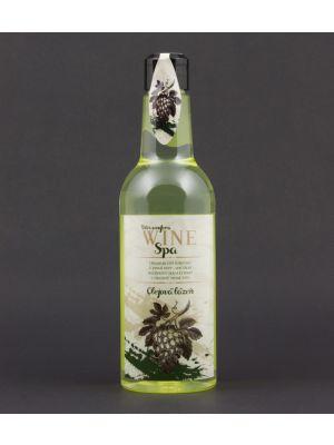 Vinná olejová lázeň Wine Spa 500 ml - zelená