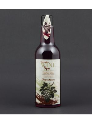 Vinná olejová lázeň Wine Spa 500 ml - červená