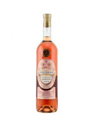 Zweigeltrebe rosé 2014, kabinetní víno, Vinařství Krist Tomáš