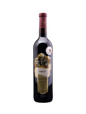 Vinařství Krist Tomáš, Merlot, zemské víno, 0,75 l