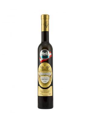 Rulandské šedé 2015, výběr z bobulí, Vinařství Krist Tomáš, 0,375 l