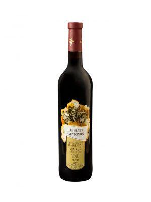 Vinařství Krist Tomáš. Cabernet Sauvignon. zemské víno, 0,75l