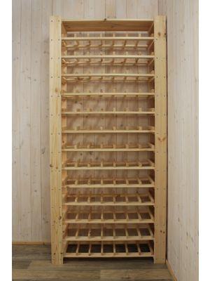 Stojan na víno na 91 lahví - RV5