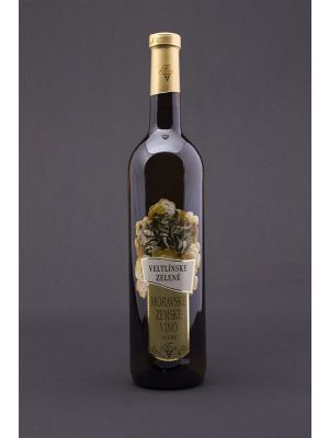 Vinařství Krist Tomáš, Veltlínské zelené, zemské víno, 0,75l
