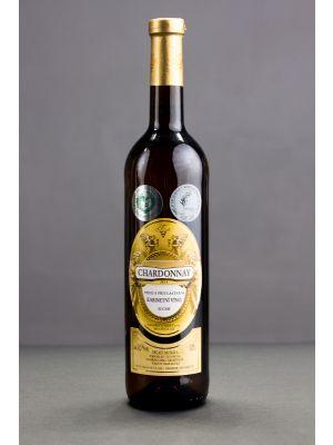 Chardonnay 2014, kabinetní víno, Vinařství Krist Tomáš