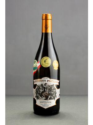 Vinařství Krist Tomáš, Sauvignon, pozdní sběr, Kristovy poklady, 2013, 0,75 l