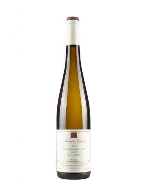 Riesling Kabinett feinherb 2014, Vinařství Weingut Greszta