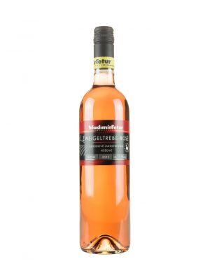 Zweigeltrebe rosé 2015, jakostní odrůdové, Vinařství Vladimír Tetur